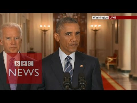 Barack Obama: Iran nuclear deal based on 'verification not on trust' - BBC News