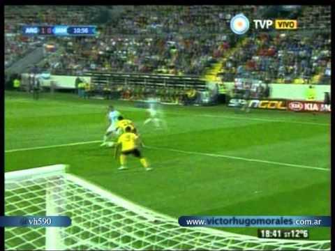 Argentina 1 Jamaica 0 (Relato Victor Hugo)  Copa America 2015 Gol Higuian