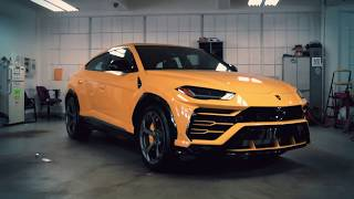 Lavish Vision: Luxury Car Dealership Promo Video - Lamborghini Urus