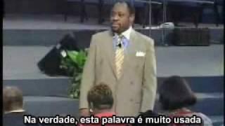 3/6 O Reino de Deus - Dr Myles Munroe (The kingdom of God) - Leg. Port