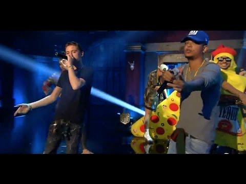 Lil Kleine & Ronnie Flex - Stoff und Schnaps (live @ Circus Halli Galli)