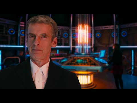 """I'm The Doctor, I've Lived For Over 2000 Years..."" - Deep Breath - Doctor Who - BBC"