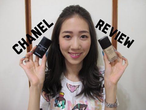 『心得+比較』Chanel親膚粉底 l Perfection Lumiere and velvet Review
