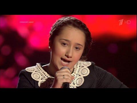 Раяна Асланбекова - Pardonne-moi ce caprice d'enfant | Голос Дети 3 2016 Финал
