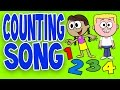 Counting-Songs-for-Children-Counting-Together-Kids-Songs-by-The-Learning-Station