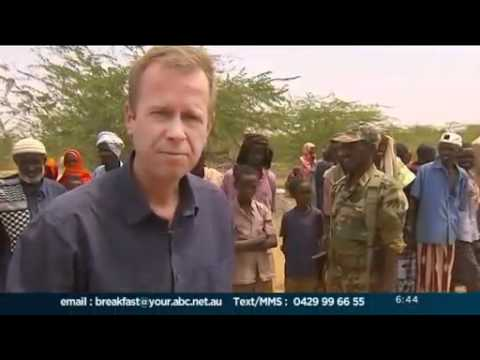 Conflict compounds famine in Somalia