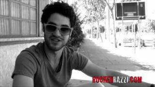 Jared Sagal interviews Darren Criss of GLEE ( Part One )