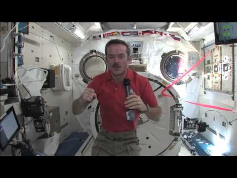NASA to Turbocharge Google+ Hangout from Space