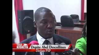 VIDEO: Haiti - Depute Abel Descollines kritike palmante yo ki pat vini nan Assemblee Nationale 5 Janvier 2014 la