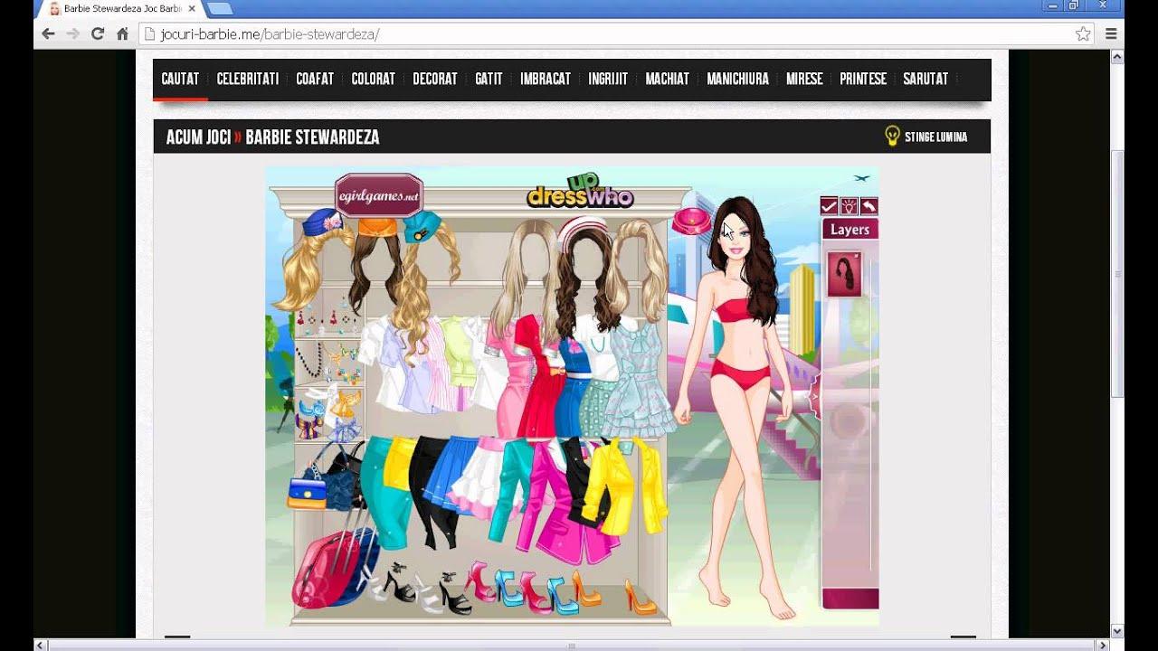 barbie jocuri online