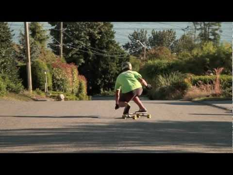 BCcollective Longboarding: Sunset Ave