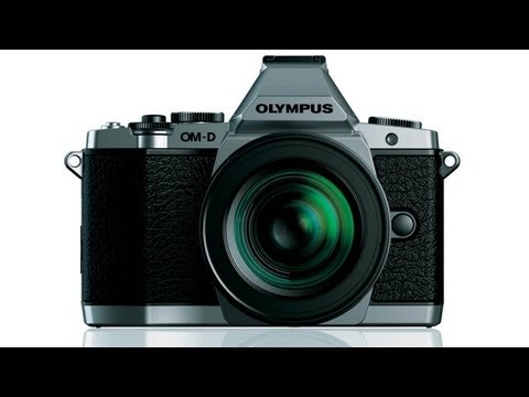 Olympus OM-D E-M5 - hands on review