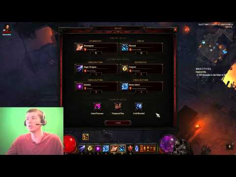 NEW Disintegrate Build - 1.0.8 Diablo Patch