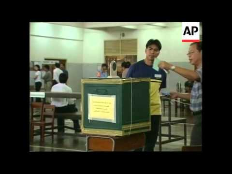 THAILAND: RUN UP TO ELECTIONS