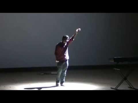 Meri Sanso me basa hai live stage performance.. at IIIT-Allahabad...