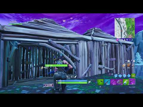 Fortnite solo win # 28     1. Win SEASON X