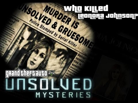 GTA V: Leonora Johnson's killer CONFRONTED! (A Starlet In Vinewood) Finale!