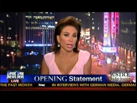 Judge Jeanine Pirro Opening Statement - Crisis At The Border - America Under Attack