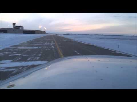 Grand Forks International Airport | KGFK | Cessna 172SP | HD |