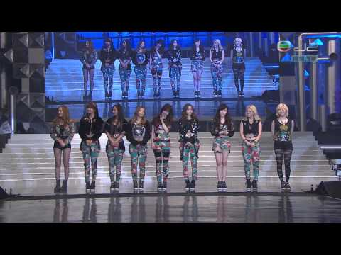 [HD 1080p] 130322 SNSD at Hong Kong Asian Pop Music Festival - Dancing Queen & I Got A Boy