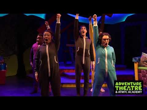 Alexander and the Terrible, Horrible, No Good, Very Bad Day at Adventure Theatre MTC