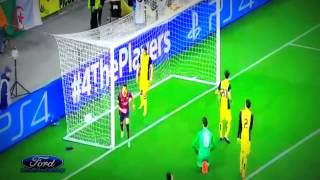 Barcelona vs Atletico Madrid 2014 1-1 all goals & highlights 01 04 2014