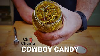 Making Cowboy Candy - Fresh from the garden!