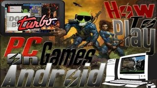 How To Play PC Games on Android With DosBox Turbo