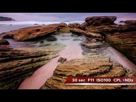 Long exposure photography tutorial