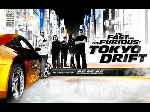 The Fast and the Furious: Tokyo Drift (2006) Movie Review by JWU