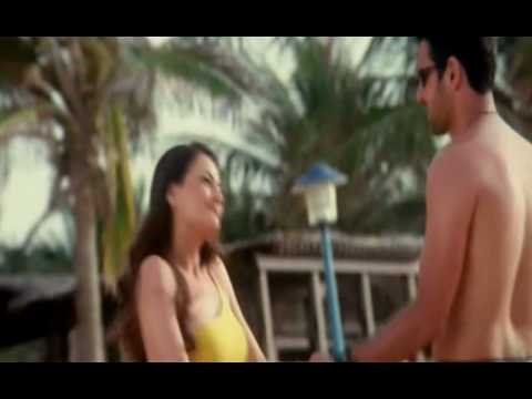 Diya Mirza In Swimsuit video
