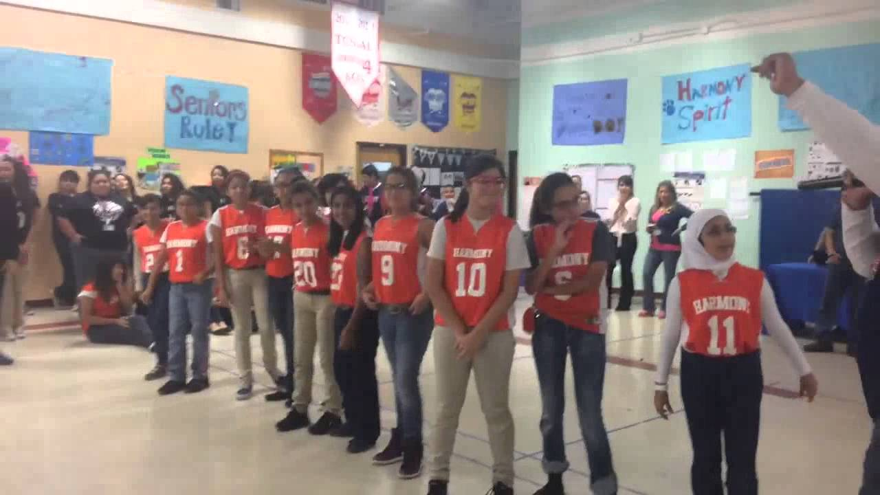 Harmony Tigers Brownsville Girls Basketball Loud and Proud Beakout ...