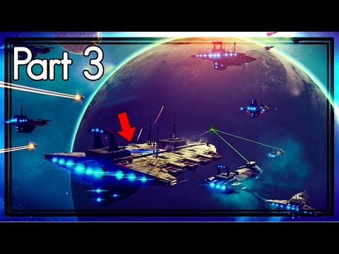 No Man's Sky - $36,000,000 Ship, Finding a New Ship & Making Easy Money! (Let's Play Part 3)