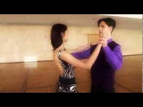 Видео как танцевать вальс