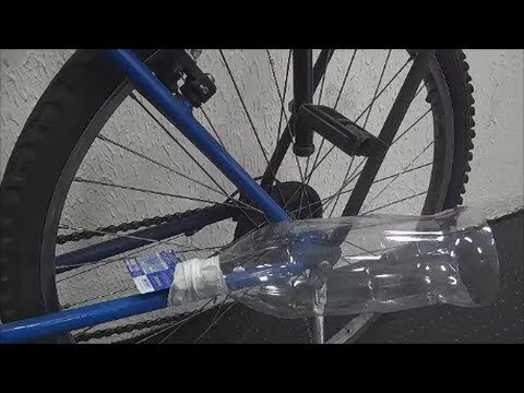 Como fazer um ronco de motor para bike.