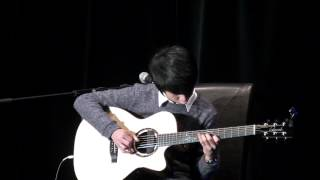 (2012 France Tour) Theme Of Lupin III - Sungha Jung