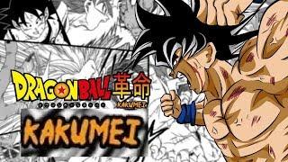 Dragon Ball After Super POWER LEVELS (Dragon Ball Kakumei)
