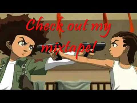 The Boondocks Intro Theme Song (instrumental) video