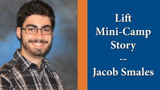 Lift Mini-Camp Story - Jacob Smales