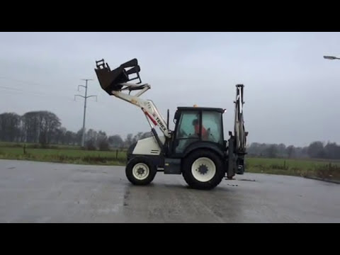 Terex 860SX incl Bucket and Hammer [PfeiferMachinery.com]