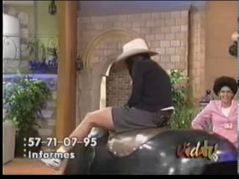 Iran Castillo enseña sus Calzones