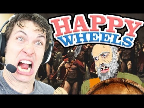 Happy Wheels - EPIC BATTLE