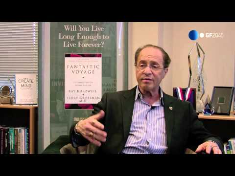 Ray Kurzweil  Immortality by 2045