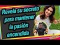 Mayrin Villanueva revela como le hace para mantener la pasión con Eduardo Santamarina