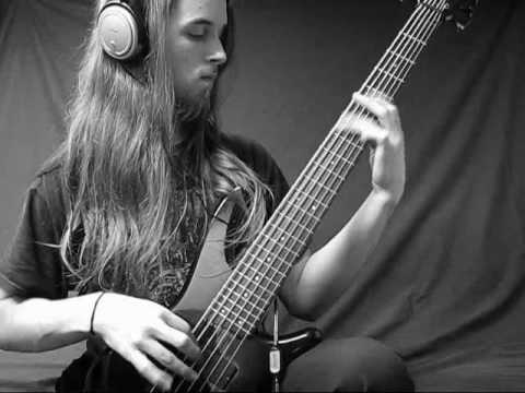 Spawn of Possession - Dead and Grotesque on bass guitar