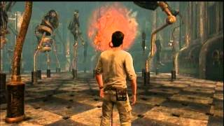 Play uncharted 3 mural puzzle align body parts chapter for Uncharted 3 mural puzzle