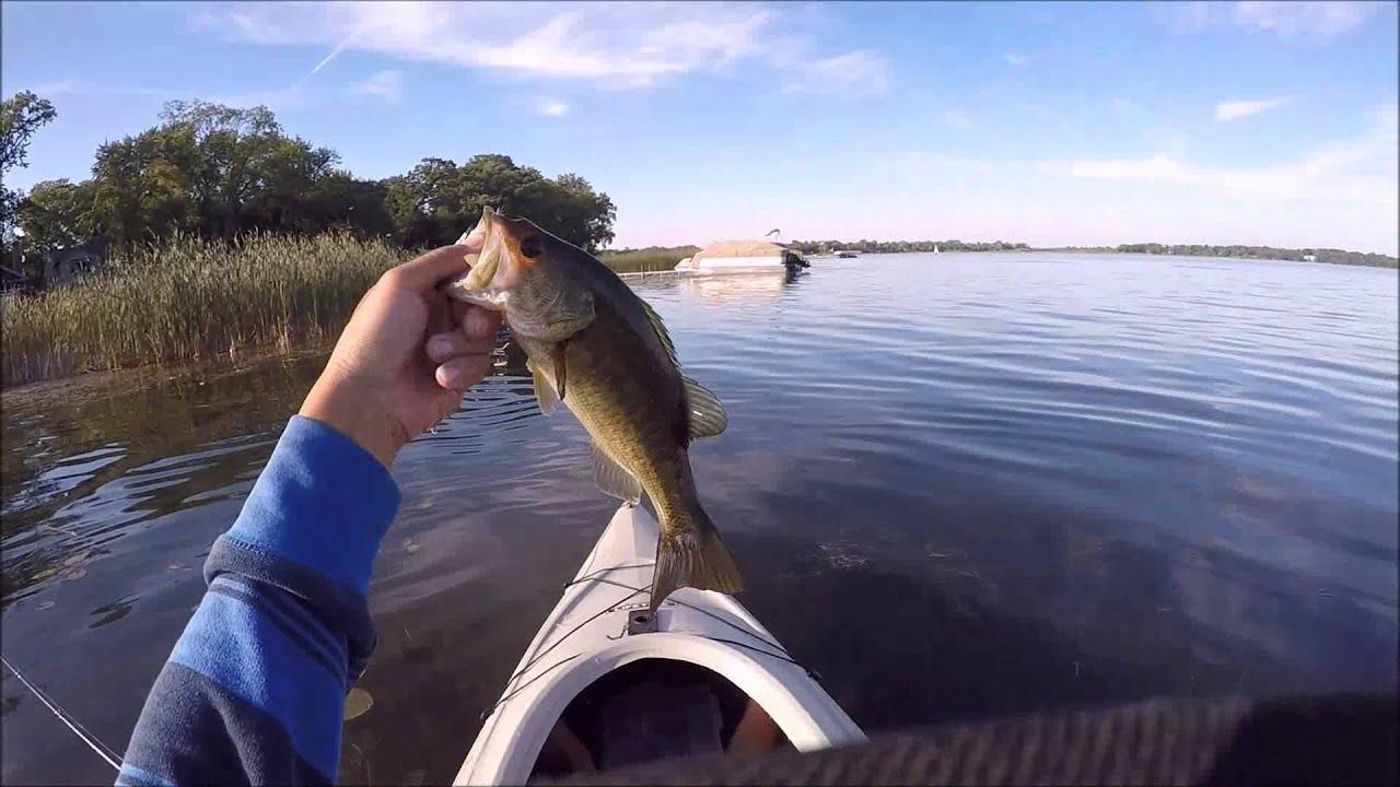 Bass Fishing White Bear Lake