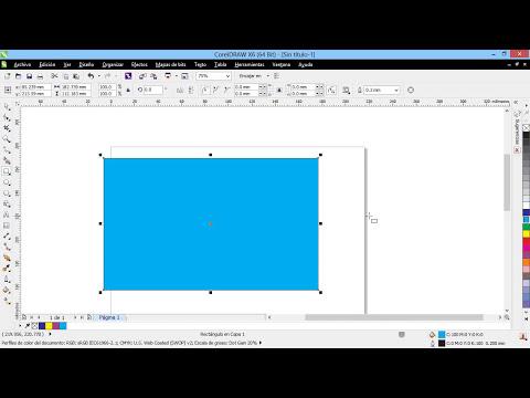 Curso Introducción a CorelDraw X6 - 03 La Ventana Principal