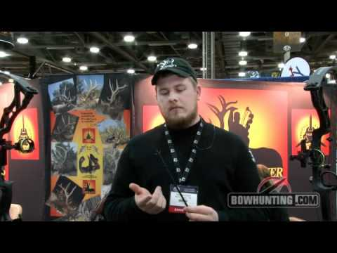 Trophy Taker Smack Down Pro. Heart Breaker Pro. Edge Broadhead - 2012 ATA Show First Look