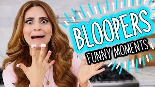 NEW BLOOPERS AND FUNNY MOMENTS!